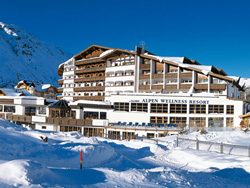 foto van Alpen-Wellness Resort Hochfirst
