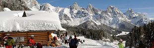 Wintersport Italie