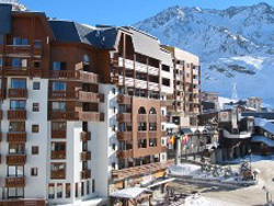 Week appartementen Val Thorens