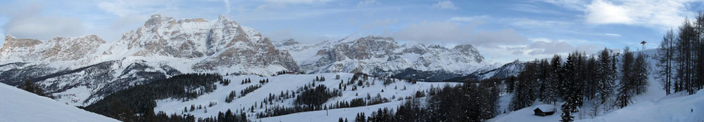 Header foto van Alta Badia