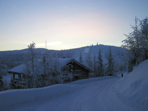 De dorpsfoto van Ruka/Kuusamo ( Flickr - timo_w2s)